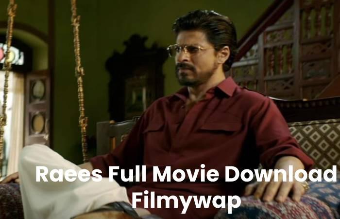 Raees Full Movie Download Filmywap