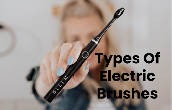 Types Of Electric Brushes