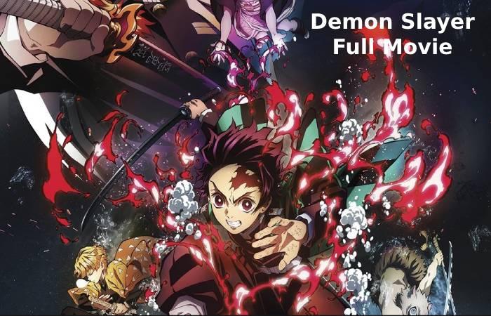 Demon Slayer Full Movie