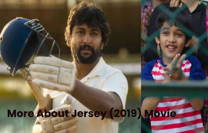 More About Jersey (2019) Movie