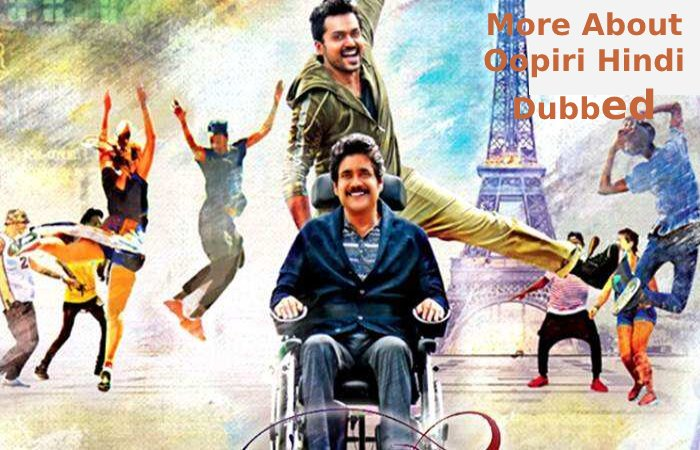More About Oopiri Hindi Dubbed